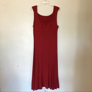 Dresses & Skirts - 50% off Brick Red Formal Dress